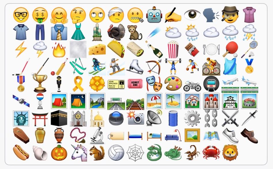 new-emoji-characters-ios-9.1-iphone