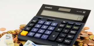 calculator and expenses