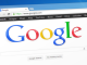 google logo and address bar