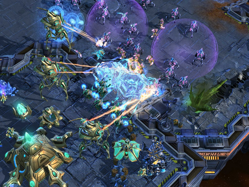 Starcraft-2-gameplay