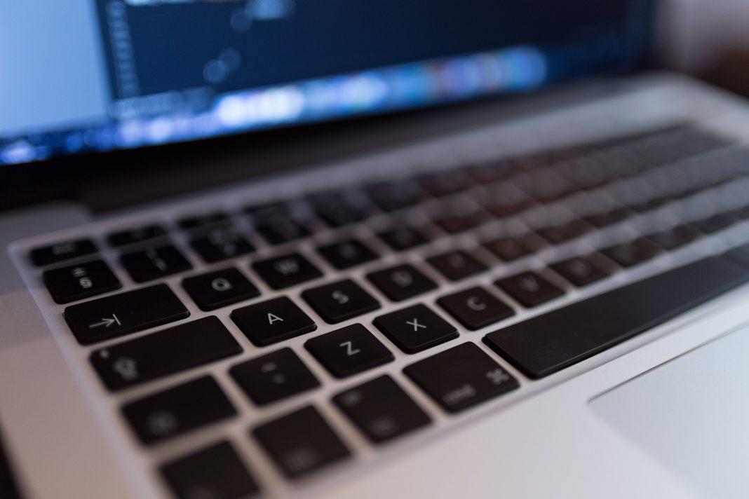 teclado de laptop