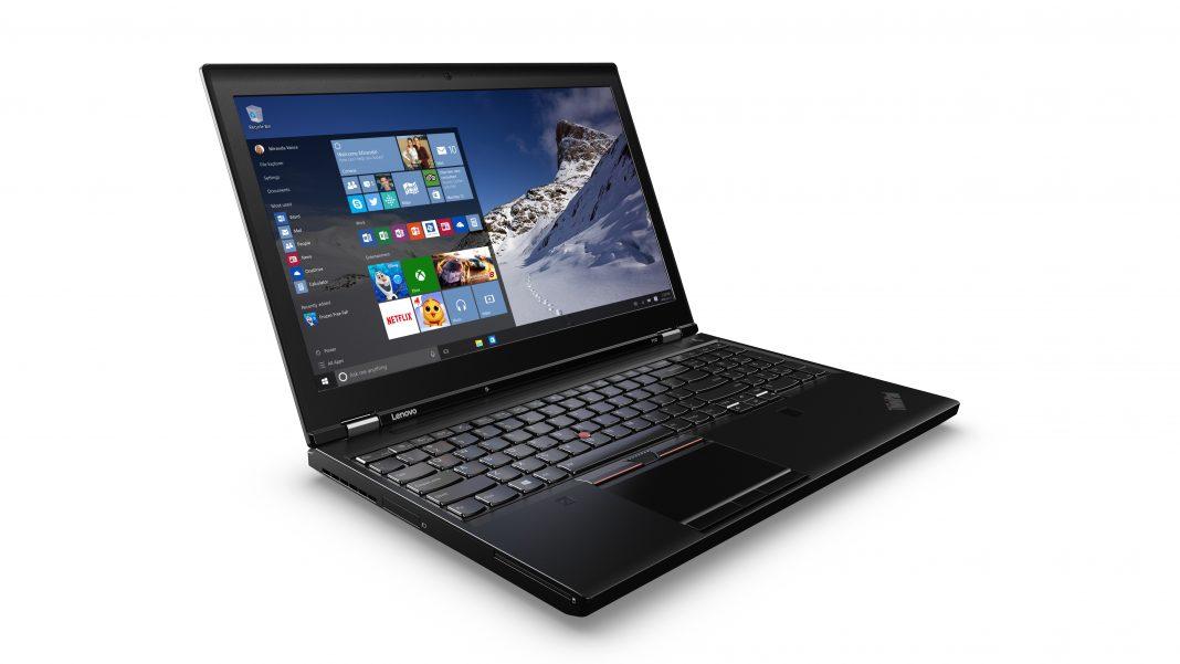 Especificaciones y precio de Lenovo P50