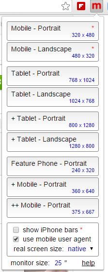como probar si mi pagina web es responsive