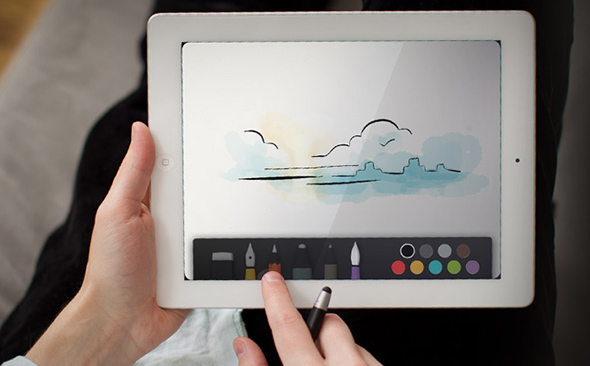 dibujar tablets apps
