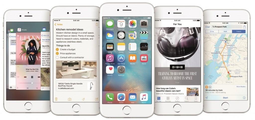 iphone apple ios9