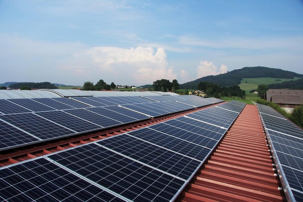 paneles solares energia solar