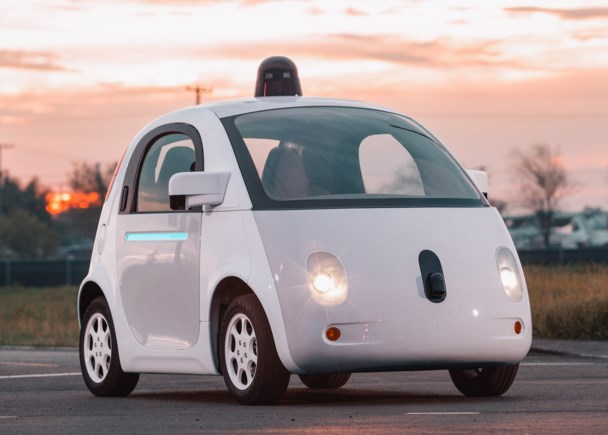 Google carro sin conductor