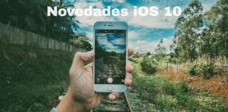 iOS 10 apple tecnologia