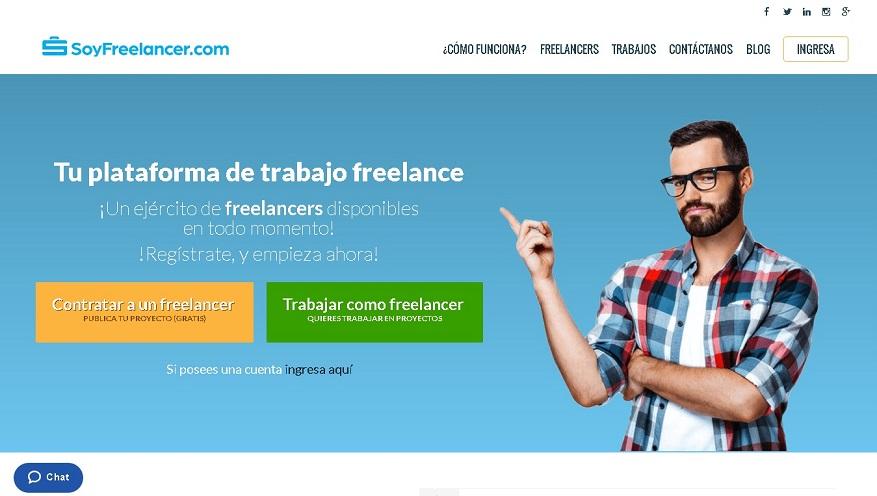 plataformas freelance online