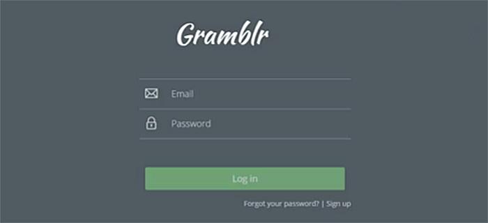 Gramblr para PC