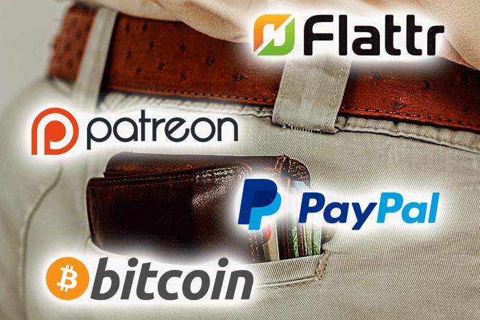 plataformas de donación