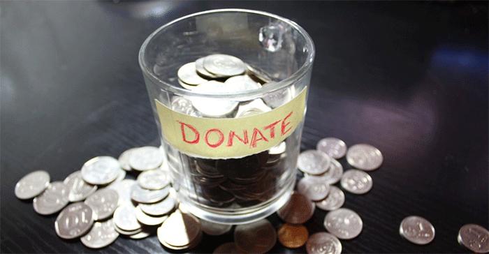 donaciones web