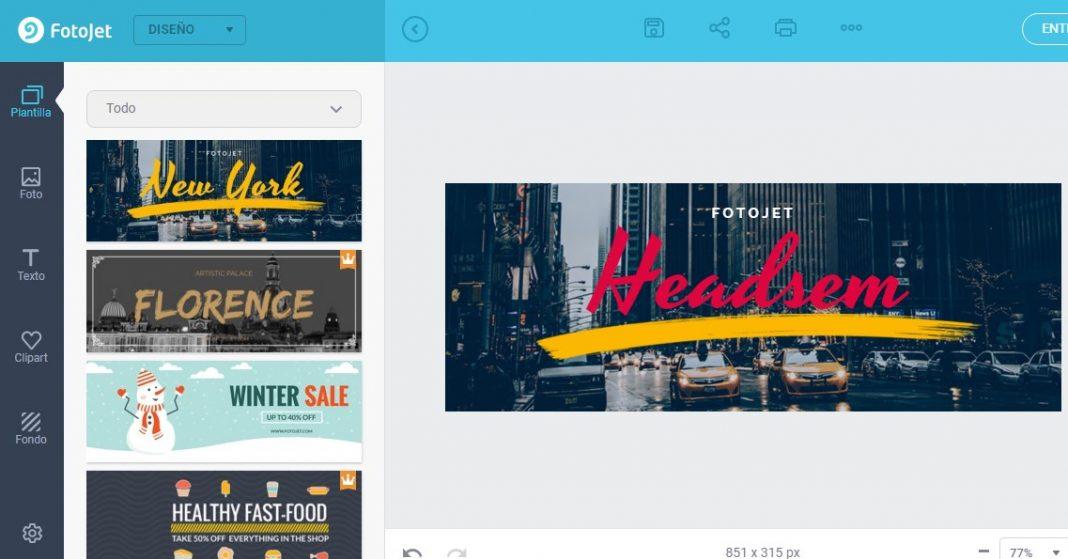 herramienta diseño grafico online