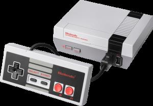 nintendo retro vídeo juegos