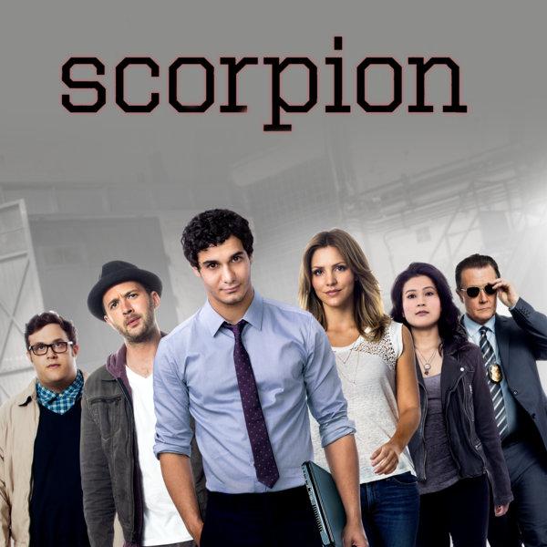 Scorpion Serie de Netflix