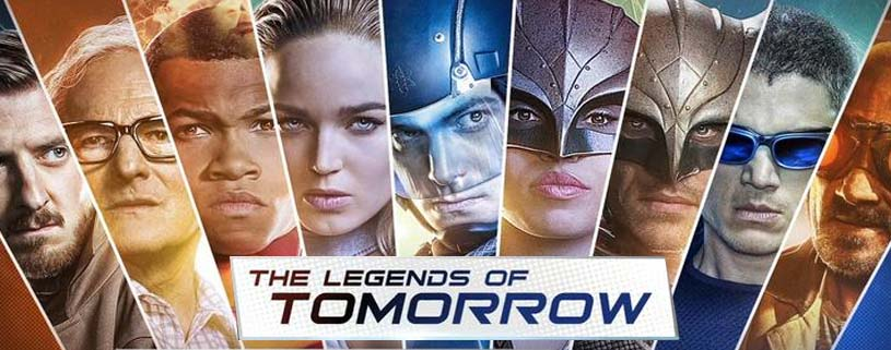 Serie Netflix Legends of Tomorrow