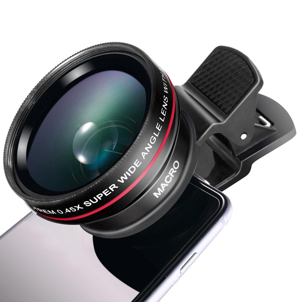 Los mejores accesorios para tomar fotografias con for Accesorios para smartphone