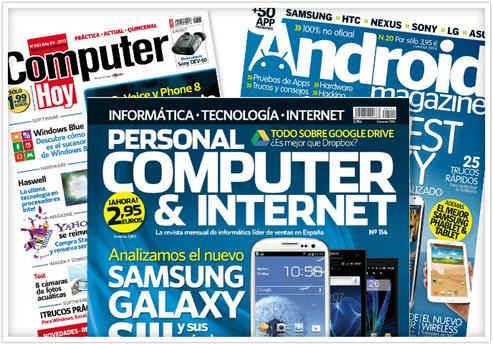las mejores revistas de tecnología