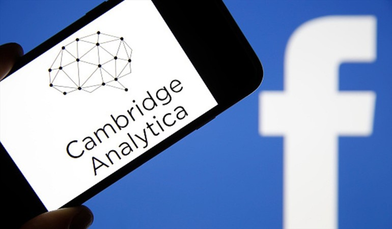 Facebook y Cambridge Analytica red social
