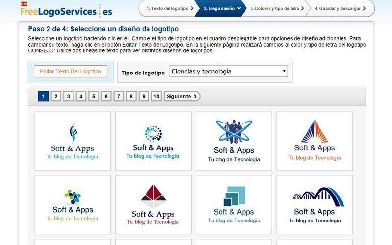 aplicaciones para crear logos free logo