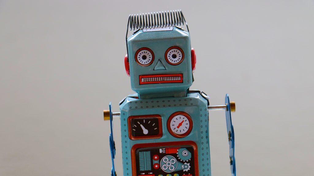 Social-media-robot