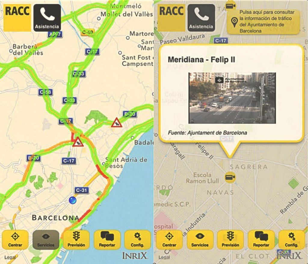 RACC-Infotransit-app