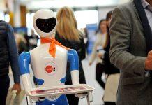 robots para eventos