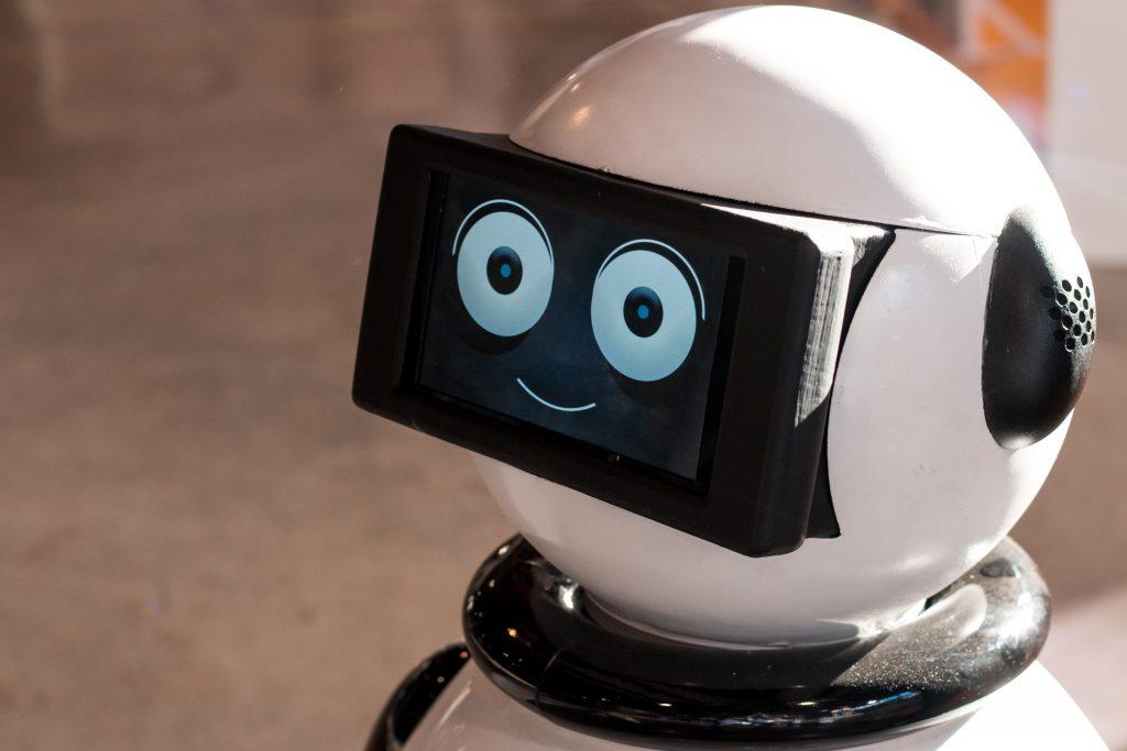 Robots androide para eventos
