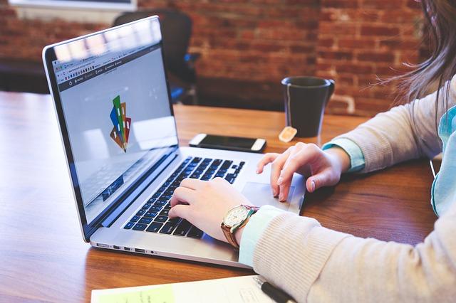programacion en laptop