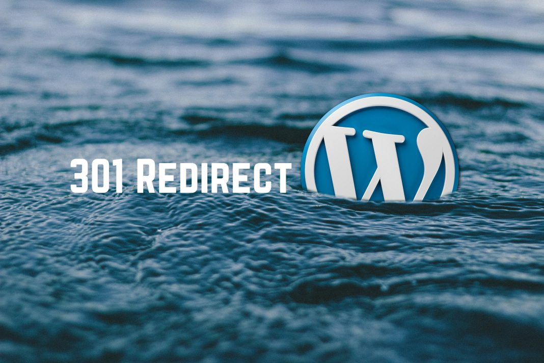 301 redirect en wordpress oceano