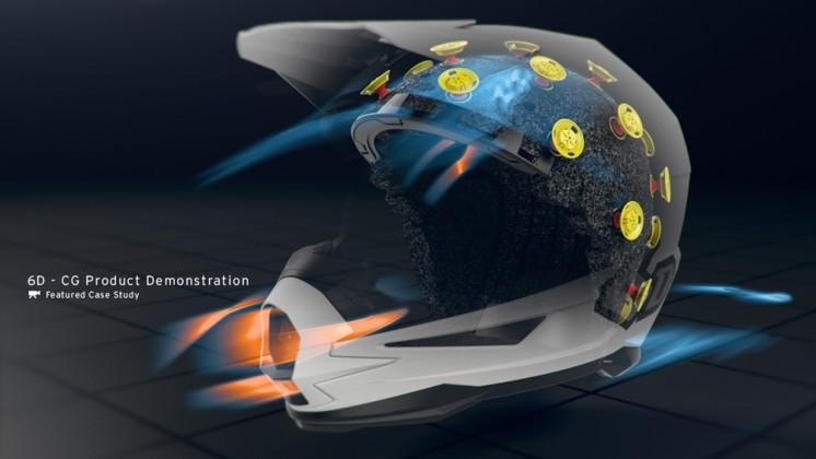 Diseño de casco tecnología