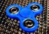 Juguete Fidget Spinners
