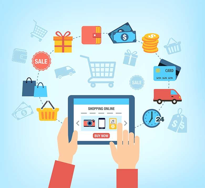 Top 10 de páginas web y apps para hacer compras en línea