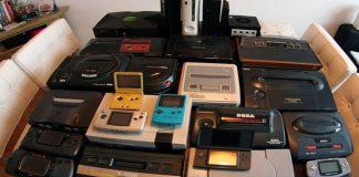 top consolas retro