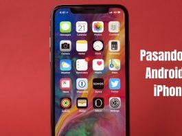 Tutorial transferir informacion de android a iphone 2018