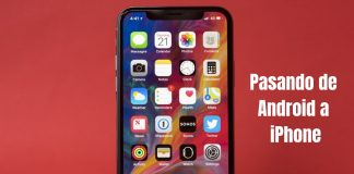 Tutorial transferir informacion de android a iphone 2018