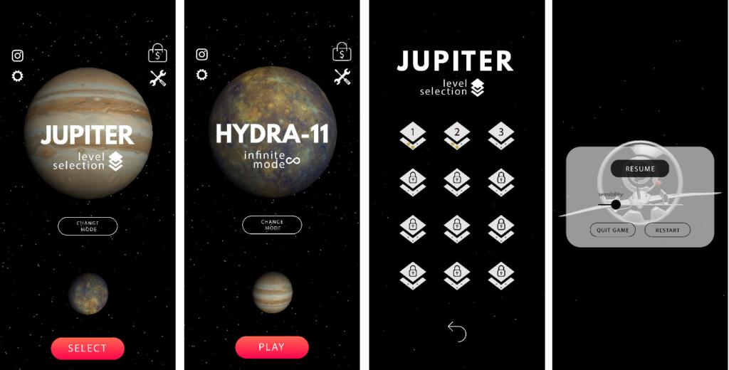 juego de naves espaciales para android