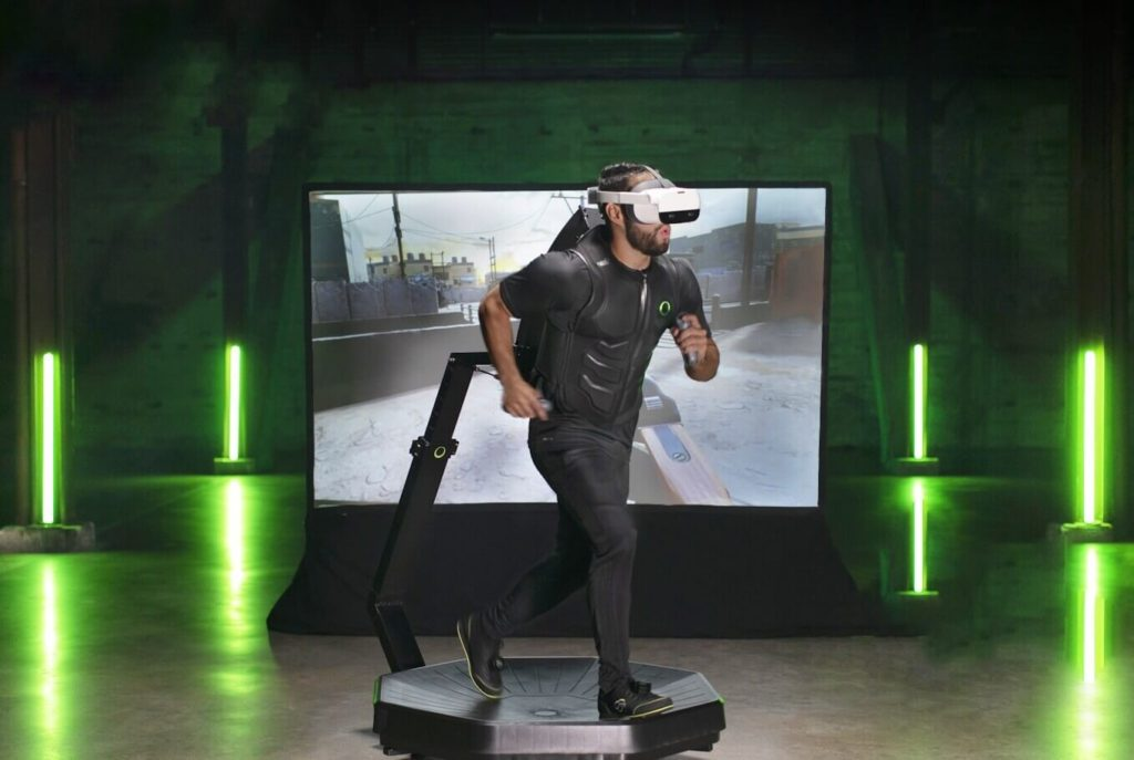 Cinta-de-correr-Virtuix-Omni-One-VR