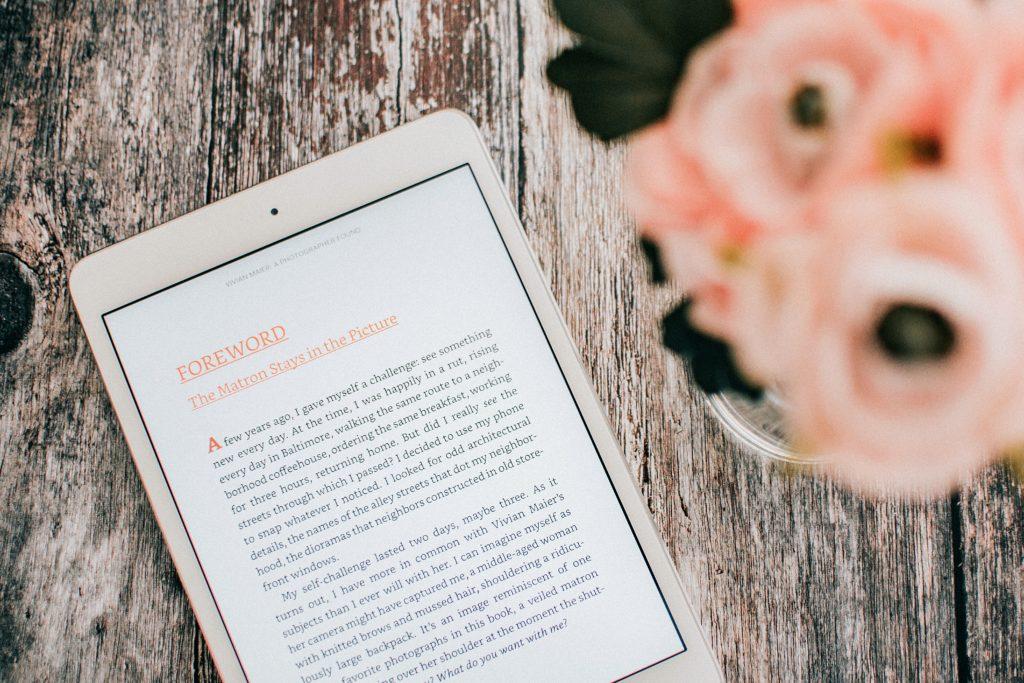 Estructura del e-book