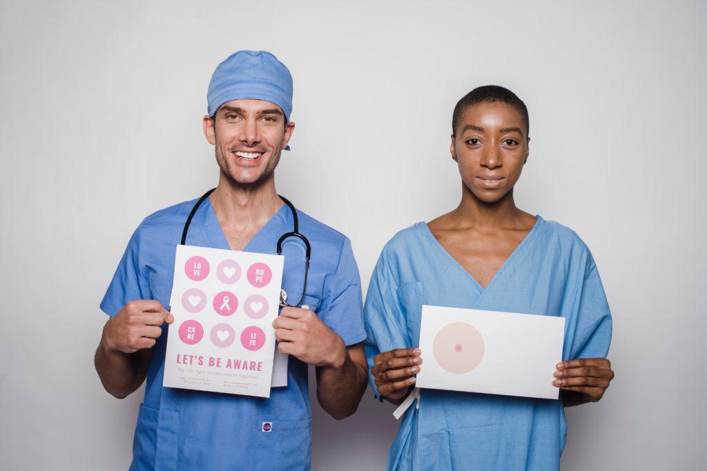 prevención y detección del cáncer de mama