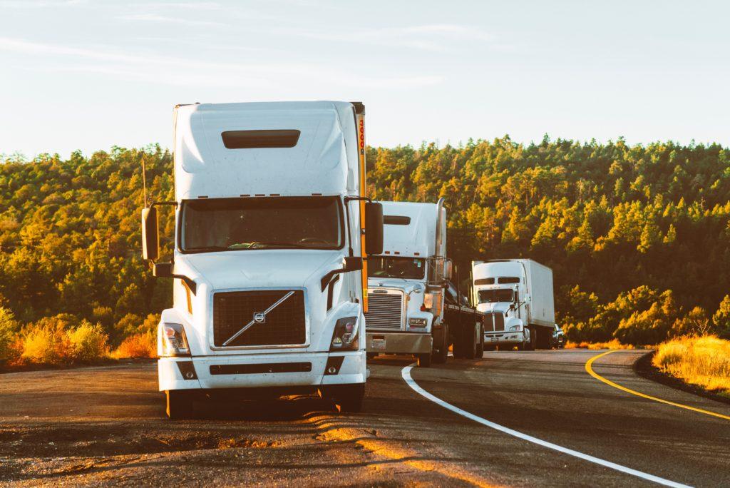 camiones con sensores de frenos