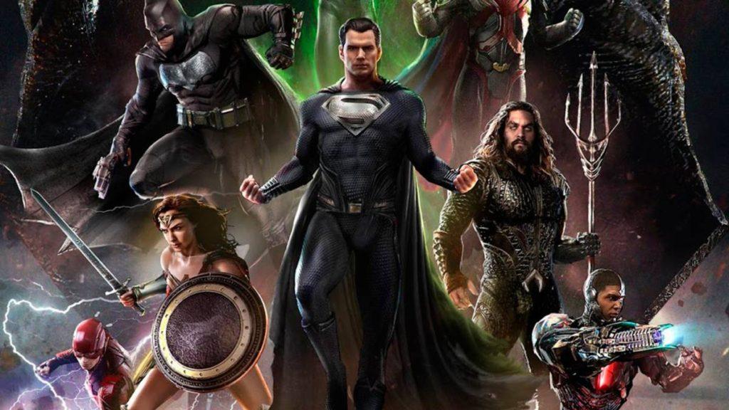 Justice League estreno