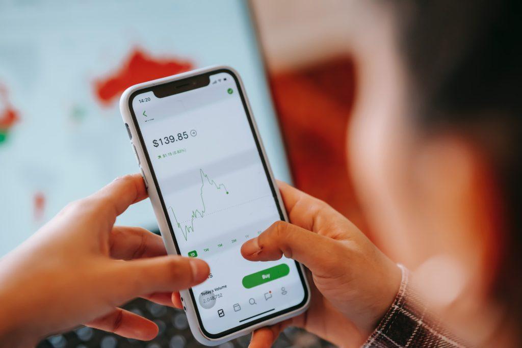 Mercados de opciones desde el teléfono