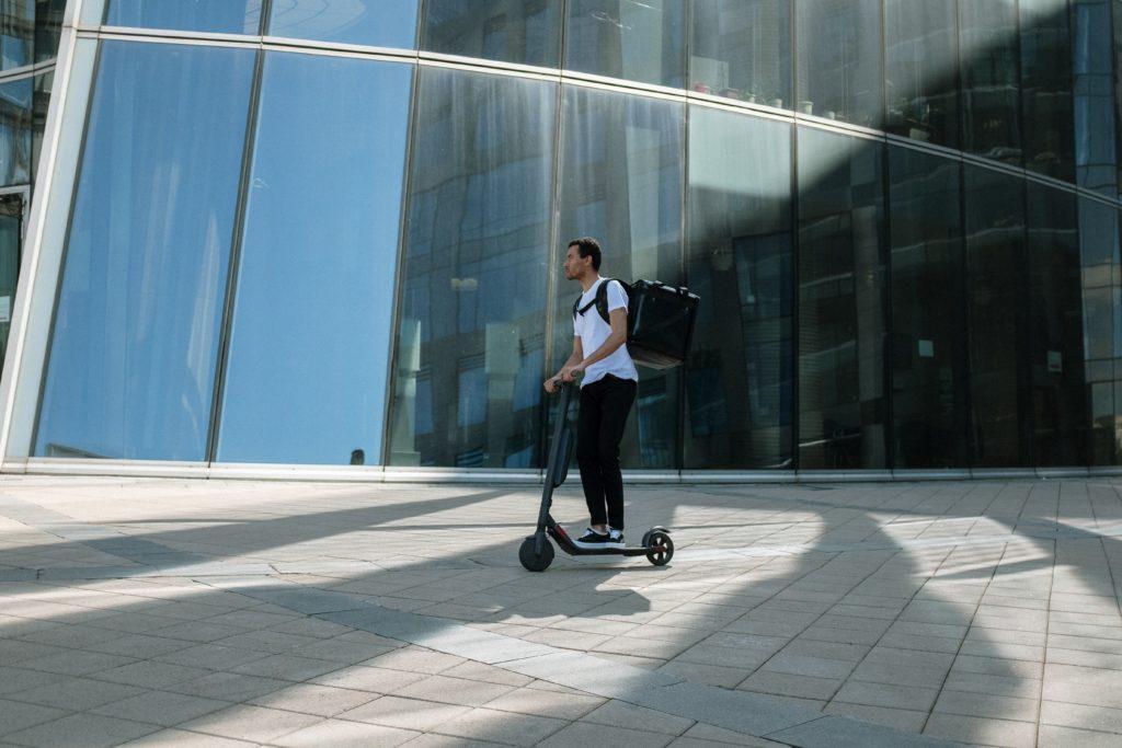 los scooter eléctricos de Xiaomi