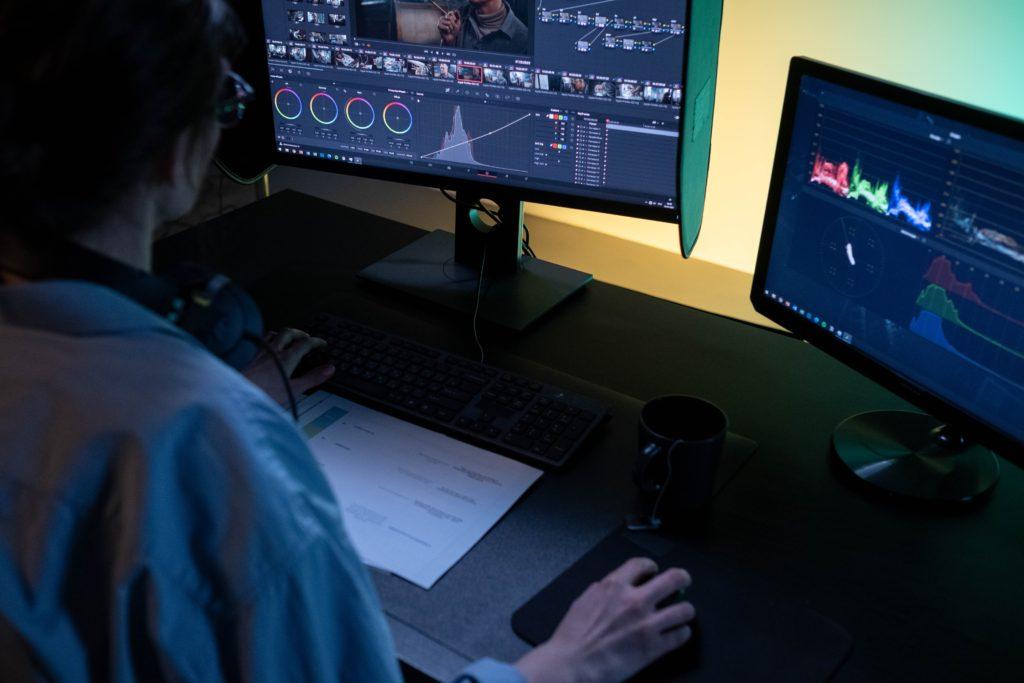 editor de vídeos de calidad
