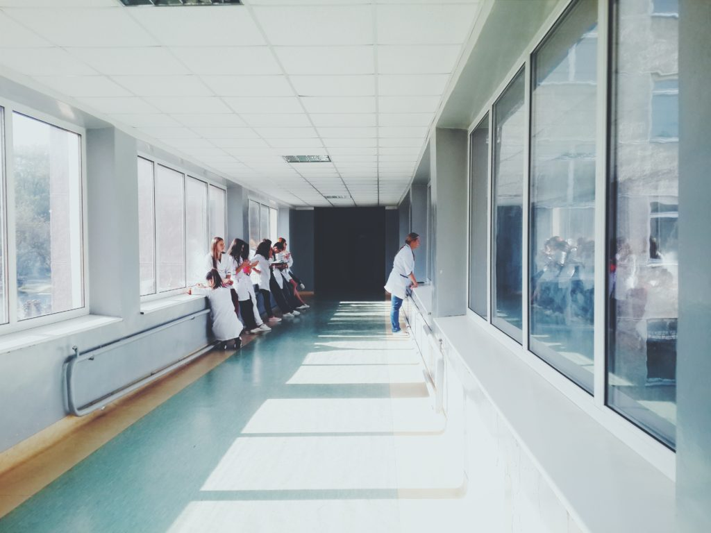 proyectos de hospitales con HBS